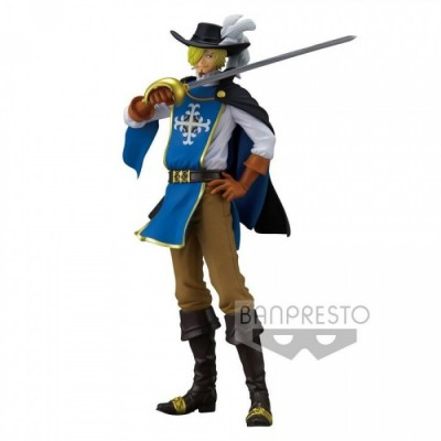 Sanji - One Piece - Treasure Cruise World Journey - Vol.2 - 22cm