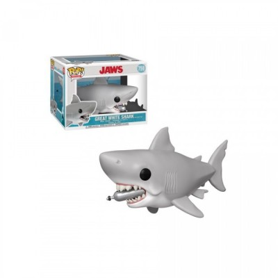 Jaws w/Diving tank - Oversize Version - Jaws (759) - Pop Movies
