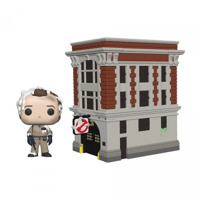 Peter w/House - Ghostbusters (730) - POP Town - POP Movies