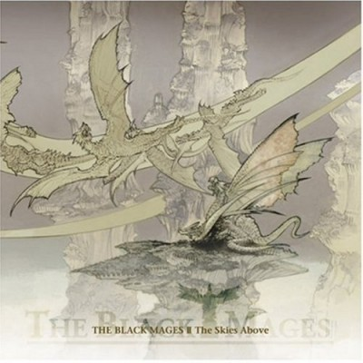 Final Fantasy - CD - The Black Mages II