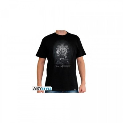 T-shirt Game Of Thrones - Trône de fer - XXL