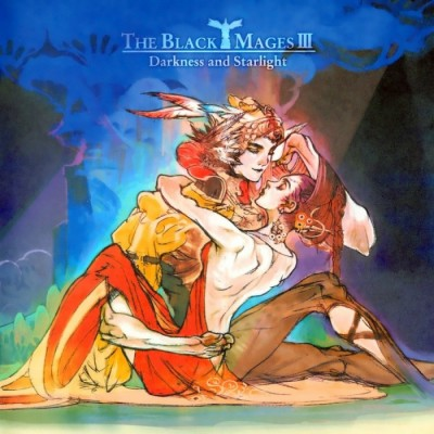 Final Fantasy - CD - The Black Mages III