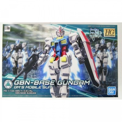 High Grade - Gundam - GBN-Base Gundam - 1/144