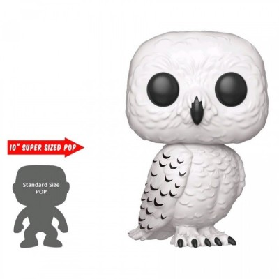 Hedwig - Harry Potter (70) - POP Movies - Super Oversize 10' - Exclusive