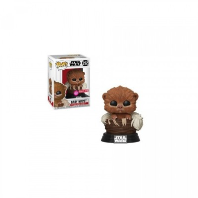 Baby Nippit (Flocked) - Solo (292) - Pop Star Wars - Exclusive