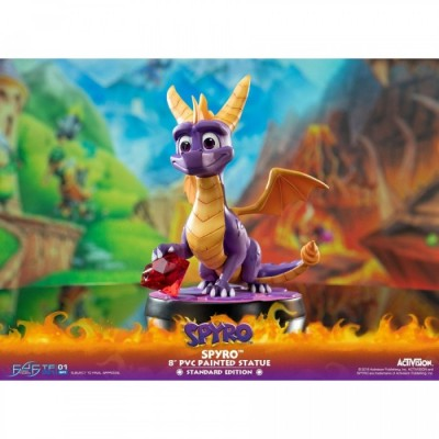 Spyro the Dragon - PVC F4F - 22cm