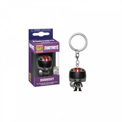 Burnout - Fortnite - Pocket POP Keychain