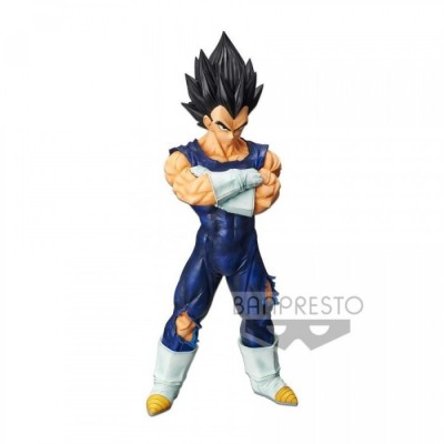 Vegeta + Porte clef Scooter - Dragon Ball Z - Grandista Nero - 26cm
