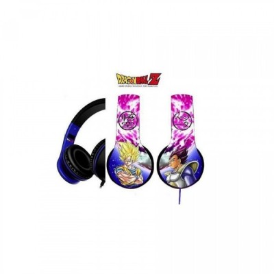 Headphone - Gaming - Dragon Ball Z - Goku / Vegeta Espace