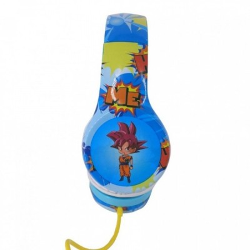 Headphone - Gaming - Dragon Ball Super - Goku / Beerus