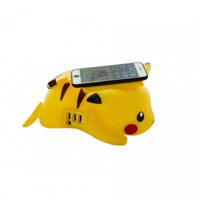 Chargeur sans fil à induction - Pikachu - Pokemon