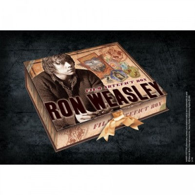Harry Potter - Boite d'artefacts Ron Weasley - x2