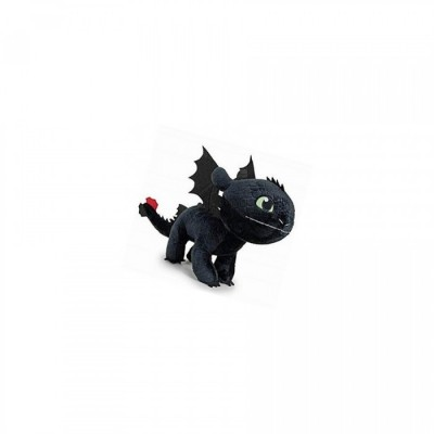 Dragon 3 - Night Fury / Krokmou - Peluche 40 cm