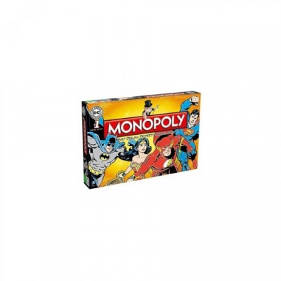Monopoly - DC-Comics Originals (FR)