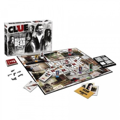 Cluedo - The Walking Dead (FR)