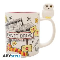 Carnet de Notes - Gryffondor - Harry Potter - A5 (21 x 14.9cm)