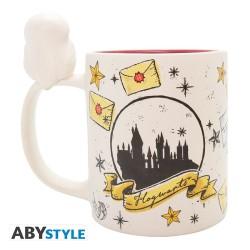 Carnet de Notes - Poufssoufle - Harry Potter - A5 (21 x 14.9cm)