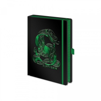 Carnet de Notes - Serpentard - Harry Potter - A5 (21 x 14.9cm)