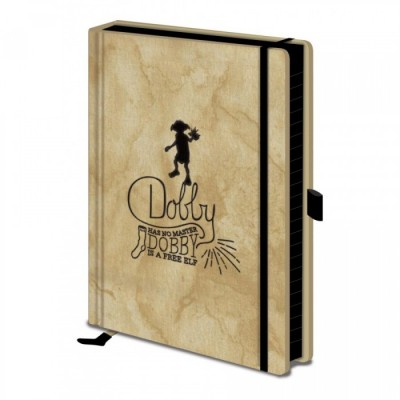 Carnet de Notes - Dobby - Harry Potter - A5 (21 x 14.9cm)