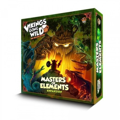 Vikings Gone Wild - Masters of Elements (FR)