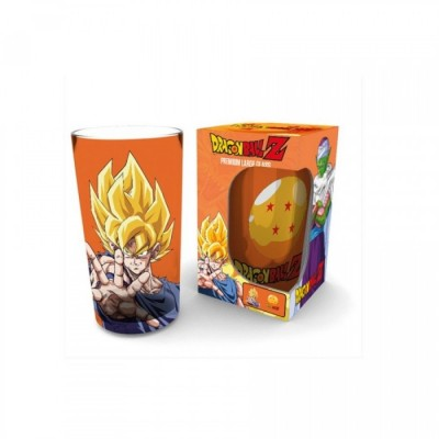Verre Coloré - Goku - Dragon Ball _ 500ml