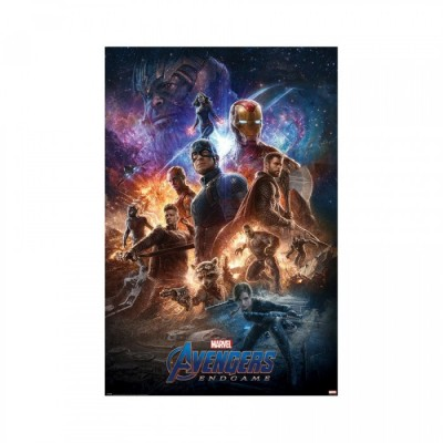 Poster - Avengers Endgame - From The Ashes - 61x91.5cm
