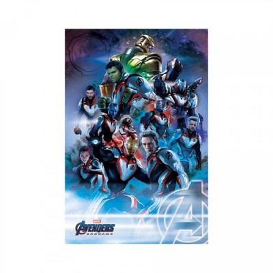 Poster - Avengers Endgame - Quantum Realm Suits - 61x91.5cm