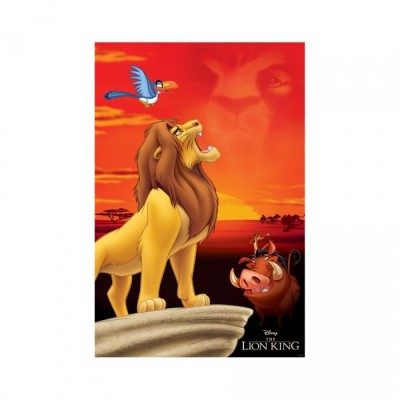 Poster - The Lion King - King of Pride Rock - 61x91.5cm