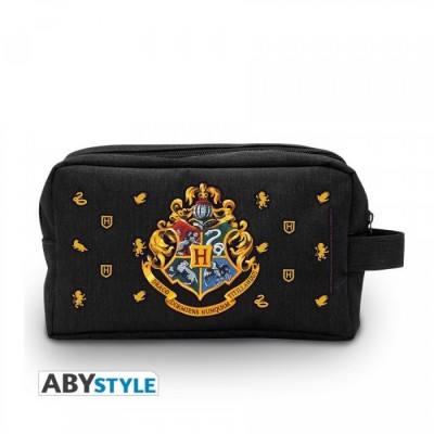 Trousse de toilette - Poudlard - Harry Potter - 26 x 14 x 8,5 cm