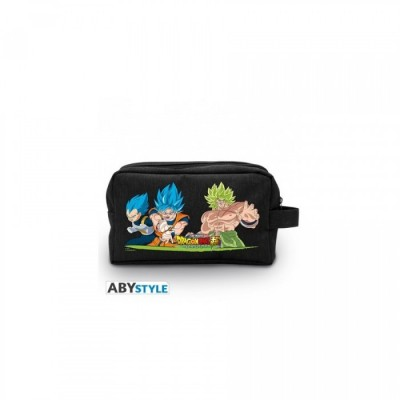 Trousse de toilette - Broly vs Goku & Vegeta - Dragon Ball Z - 26 x 14 x 8,5 cm