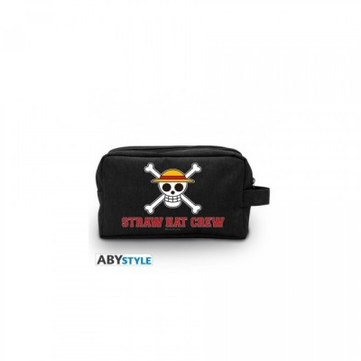Trousse de toilette - Skull Luffy - One Piece - 26 x 14 x 8,5 cm