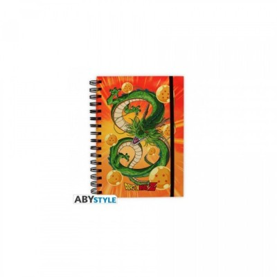 Carnet de Notes Spirales - Shenron - Dragon Ball Z - A5