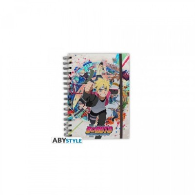 Carnet de Notes Spirales - Wanted Luffy - One Piece - A5