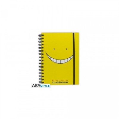 Carnet de Notes Spirales - Koro-sensei - Assassination Classroom - A5