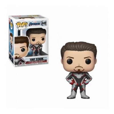 Tony Stark - Avengers Endgame (449) - POP Movies