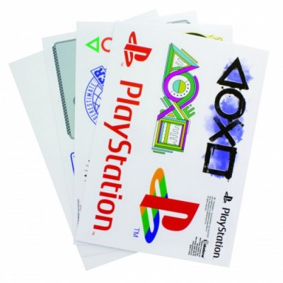 Set Stickers - Playstation