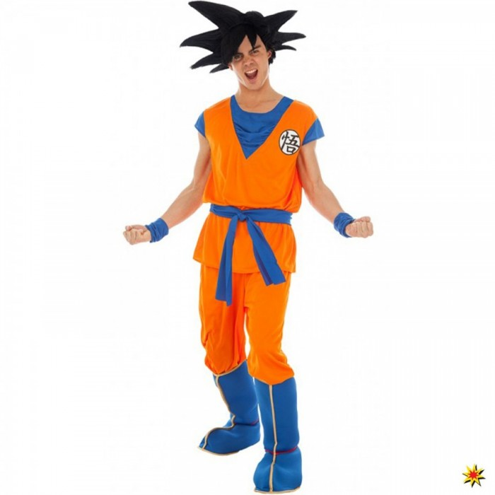 Cosplay - Goku - Dragon Ball Z - L
