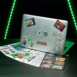 Set Stickers - SNES - Nintendo
