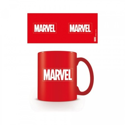Mug - Logo - Marvel - 315ml