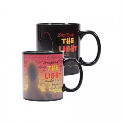 Mug Thermo Reactif - Mufasa et Simba - Lion King - 350ml