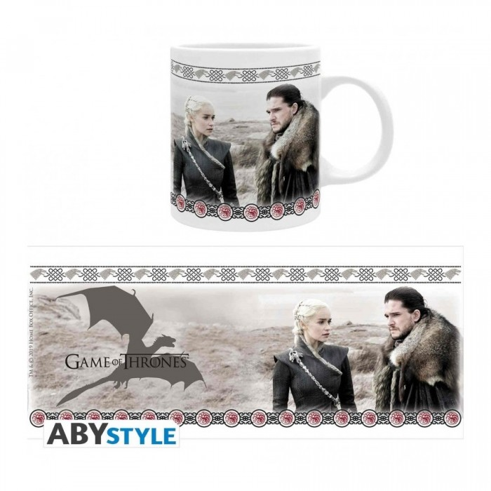 Mug - Game of Thrones - Ma Reine - 320ml