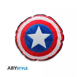 Coussin - Bouclier Captain America - Marvel - 39cm