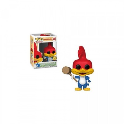 Woody - Woody Woodpecker (Chase 487) - POP Animation