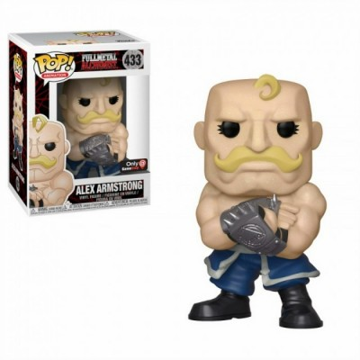 Armstrong - Full Metal Alchemist (433) - POP Animation - Exclusive