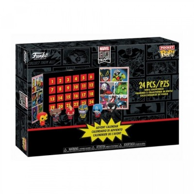 Advent Calendar - Marvel - Pocket POP (24 pcs / pack)