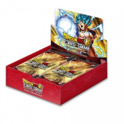 JCC - Booster - Dragon Ball Super Serie 7 (EN) x24