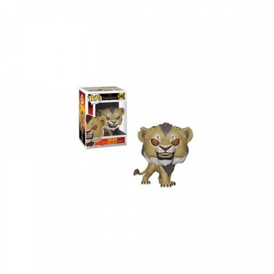 Scar (Live Action) - Le Roi Lion (548) - Pop Disney