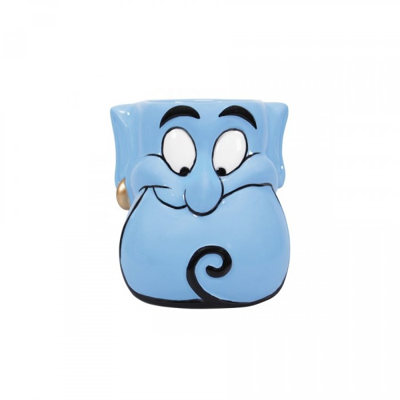 Shaped Mug - Genie - Aladdin - Disney - 450 ml