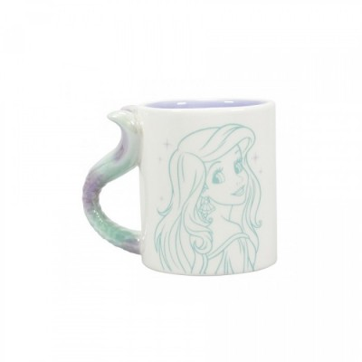Shaped Mug - Ariel - Flippin Awesome - Disney - 350 ml