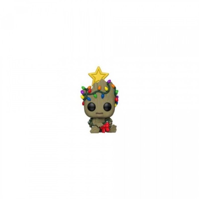 Groot Holiday - Marvel (530) - POP Marvel
